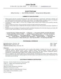 Occupational Health And Safety Resume Examples Best of Occupational Health And Safety Resume Examples Snackappco