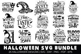 You can copy, modify, distribute and perform the work, even for commercial purposes, all. Halloween Svgs Spooky And Family Friendly Halloween Svgs Design Bundles