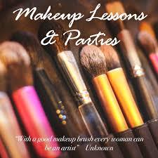 makeup lesson christiane dowling