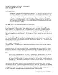 006 Essay Example Bibliographic Template Annotated Bibliography For