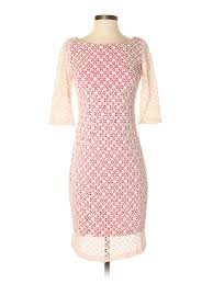 Details About Ivy Blu Maggy Boutique Women Pink Cocktail Dress 4
