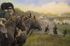 military art - Bing Images | American military history, American war of independence, Military art