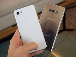 Samsung Note Comparison Chart Google Pixel 3 Xl Vs Samsung Galaxy Note 9 Which Should