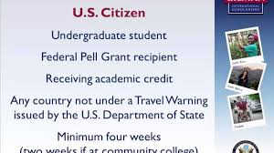 gilman scholarship program overview  gilman scholarship program overview