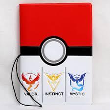 ALIEME Hộ Chiếu Bìa 3D Phim Hoạt Hình Pokemon Đi PVC Da Bản Sắc ID ...