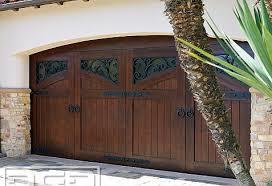 dynamic garage doorCustomMade French Mediterranean Style Garage Doors for Newport