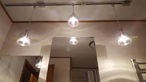 used track lighting. We Used Track Lighting To Customize Out Handicap Bathroom Remodel. A