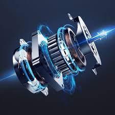 Quạt Điều Hòa Hơi Nước Loại 50L ,Có điều khiển, Công suất 150w, Mặt kính  cường lực, Sản xuất theo công nghệ nhật bản - Model: HS40B -LLS - Quạt hơi  nước,