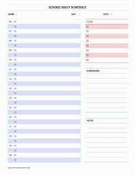 school day timetable template weeklyplanner website school day timetable template