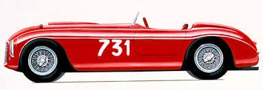 Nei primi del '900, quando giravano ancora. Ferrari 275 S Group S 1950 Racing Cars