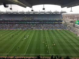Croke Park Section 705 Home Of Dublin Gaa