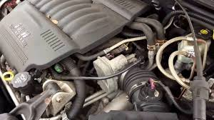 G6CE181 2006 Chevrolet Monte Carlo SS Engine Test - YouTube