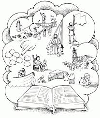 Brilliant Book Of Mormon Coloring Pages Simplesnackstop
