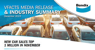 new car releases november 2014New Car Sales Top 1 Million in November  Just Commodores