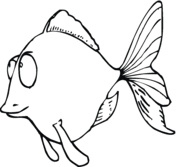 Small Picture Goldfishes coloring pages Free Coloring Pages