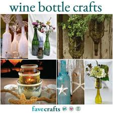 Decorating Empty Wine Bottles 100 Things to Do With Old Wine Bottles FaveCrafts 56