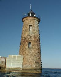 Whaleback Light Kittery Maine Whaleback Lighthouse Marks The Mouth Of The Piscataqua River