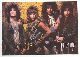 Pin by Ange Crue on MOTLEY CRUE TAKE A RIDE ON THE WILD SIDE 5 ...