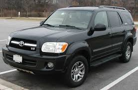 File:2005-2007 Toyota Sequoia Limited.jpg - Wikimedia Commons