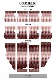 seating plan opera house
