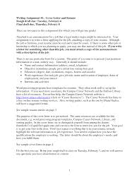 Writing Resumes And Cover Letters By Ymca Staff Member Resume