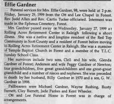Effie Gardner - Newspapers.com