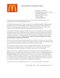 Example Of Franchise Franchise Agreement Template Pdf Startick Co