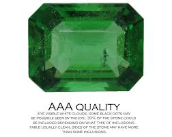 emerald chart emerald quality chart aaa quality wholesale gemstones jewelry