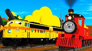 Dessin Anime Train Shawn Francais Apprends Les Tailles Youtube Dessin De Train L