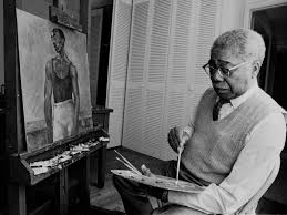 Aaron Douglas, Harlem Renaissance Painter