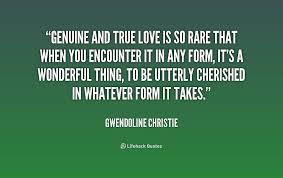 Genuine Love Quotes