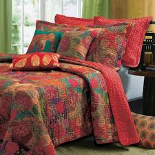 greenland home fashions jewel quilts bed set