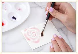 Easy Floral Designs To Paint How To Paint Watercolor Flowers For Beginners Ftd Com