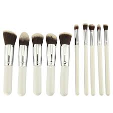 cosmetic makeup brushes set foundation golden sliver hand to make up brush eyeshadow makeup liquid lipsticks from mac cosmetics south africa