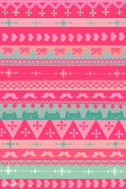 cute aztec pattern wallpaper. Unique Pattern Pink Pattern Pretty HD Wallpaper For IPhone Hd Iphone Chevron  Wallpaper Aztec Intended Cute L