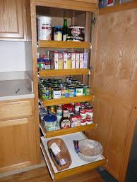 Diy Kitchen Pantry Cabinet Kitchen Kitchen Pantry Storage Regarding Best Organization And