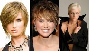 účesy Pro Dlouhé Vlasy Kulatý Obličej Krátké účesy Pro Kulatý Obličej