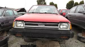 Junkyard Gem: 1985 Toyota Tercel Liftback - Autoblog