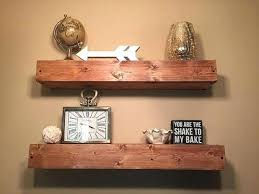 Home Goods Floating Shelves