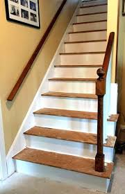 Replacing carpet on stairs with wood Makeover Replacing Stair Carpet With Wood Replacing Carpet Stair Treads With Wood Replace Carpet Stairs Wood Abouthealthinsuranceinfo Replacing Stair Carpet With Wood Replacing Carpet Stair Treads With
