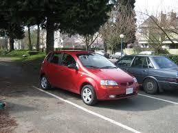 COAL: 2006 Pontiac Wave (Chevy Aveo/Daewoo Kalos) – The Worst New ...