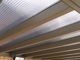 samson homestyle carport installed in our wellingborough showroom