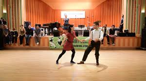 Virginia State Lindy Hop Competition 2017: Byron Willis and Lynsey Major -  YouTube