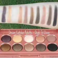 Nyx Dream Catcher Palette Swatches Awesome Swatches Of Our Dream Catcher Palette In Dusk Til Dawn Are The Best