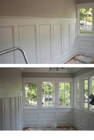 Ideas For Painting Wainscoting 12 Best Office Images On Pinterest