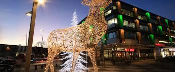 Christmas Outdoor Rope Light 3d Train Lighting Design Festive Lighting Mk Illumination Mk