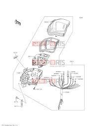 yamaha fuel meter wiring diagram yamaha trailer wiring diagram terms 2011 kawasaki zx1400 wiring diagram klr 650 break