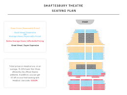Motown The Musical Seating Chart Shaftesbury Theatre Seating Plan Watch Juliet In West