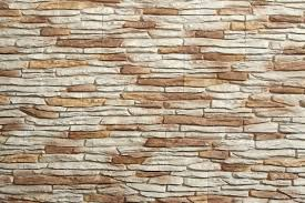 artificial stone wall material design