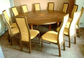 graceful large round dining room table 38 seats 12 best of for seat set